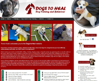 Dogs to heal